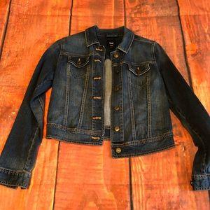 Dark Jean Jacket